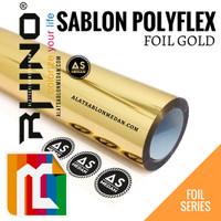POLYFLEX RHINOFLEX RL02 FOIL GOLD