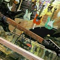 Schecter SGR Avenger-FR Metallic Black, Gitar Elektrik