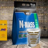 ANS N Mass 2lbs ECERAN/TRIALSIZE/ECER gainer susu penambah berat badan