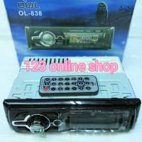 tape mobil OWL usb sd dan radio baru