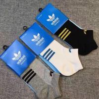 Jual KAOS KAKI ADIDAS Hidden sock, invisible, olahraga basket, futsal Sport Murah