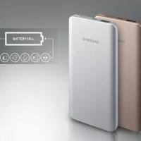 Jual Power Bank / Power Pack Original Samsung Gold 5200 Mah Fast Charging Murah