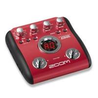Zoom B2 Multieffect Bass Pedal