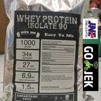 Whey Protein ISOLATE 90 WPI 2018