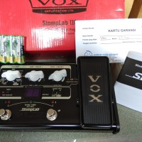 Vox StompLab IIG - Modelling Guitar Effects Processor