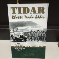 Buku Sejarah Militer Indonesia Jepang Tidar TNI ABRI KEMPEI TAI