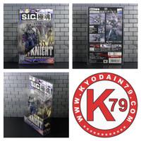 SIC KT Kiwami Tamashii Kamen Rider Knight MISB NEW ORI Vol.03 Ryuki