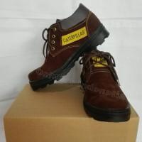 Sepatu Pria/Cowok Caterpillar (pendek)