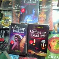 The Vampire Diaries : The Return (Nightfall, Shadow Souls, Midnight)