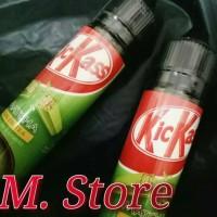 Jual Liquid Kickass Kit kat Macha Green Tea 60ml Murah