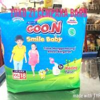 Goon Pants XXL 18 | Goo.N Smile Baby Popok Celana XXL18 Murah Promo