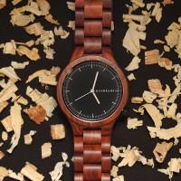 SAGE - Wooden Watch / Jam Tangan Kayu Unisex