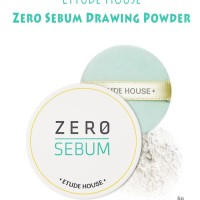 Jual [Etude House] Zero Sebum Drying Powder Murah