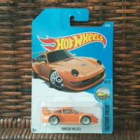 Mainan Anak Mobilan DIECAST HOT WHEELS PORSCHE 993 GT2 FACTORY FRESH