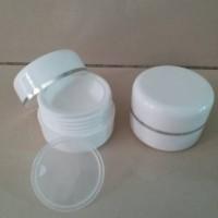 Pot PP 12,5gr List Silver / Pot Cream List Silver