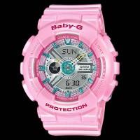 Jam Tangan Wanita G Shock Baby G Ba110 Pink / G-Shock Baby-G