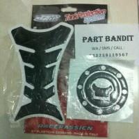 tank protection pad suzuki bandit 400