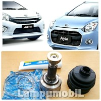 CV Joint / As Roda Daihatsu Ayla. Toyota Agya M/T (Bagian Luar)