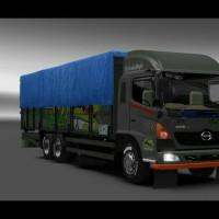ETS2 Euro Truck Simulator 2 V1.23 DLC + MOD INDONESIA SUPERR LENGKAP