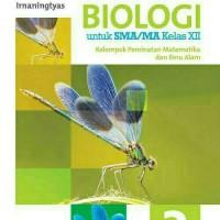 BIOLOGI KELAS XII K13 ERLANGGA