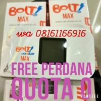 Jual mifi modem bolt aquila MAX free perdana tanpa quota Murah