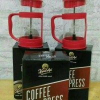coffee press kapal api/saringan kopi dan teh