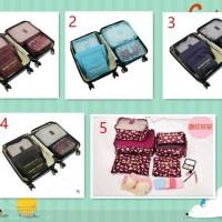 Gen bag in bag 3rd / traveling bag 6 in 1