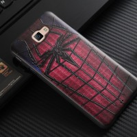 Samsung J7 prime on7 2016 soft case back cover hp SILIKON SUPERHERO