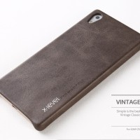Sony xperia Z5 plus premium leather back cover case hp X-LEVEL VINTAGE