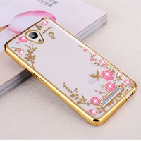 Xiaomi redmi note 1 2 3 4 4x pro case casing back cover hp TPU FLOWER