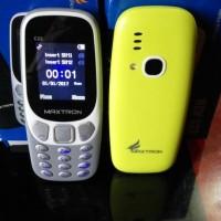 harga Hp Candybar Maxtron C22 Hero Model Nokia 3310 2017 Tokopedia.com