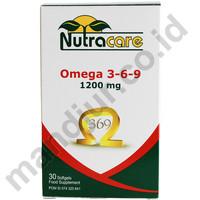 harga Nutracare Omega 3-6-9 1200mg - Membantu Menjaga Kesehatan Jantung Tokopedia.com