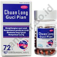 Chuan Long Guci Pian - Untuk pengapuran sendi dan tulang