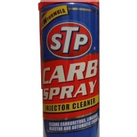 STP Carb Spray & Injector Cleaner - Cairan Pembersih 500ml Made in USA