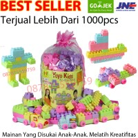 Jual Mainan Block Lego Yoyo 160pcs Murah