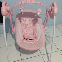 Jual baby elle swing / ayunan bayi electrik Murah
