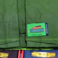 SPECIAL Sarung Tenun ATLAS FAVORIT 500 Warna Polos / WPL SATUAN/GROSIR