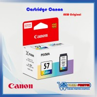 Cartridge Canon CL-57 NEW Original / Catridge / Catrid CL57