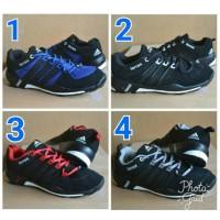 Sepatu Adidas Terrex . Olahraga Sport Running Lari Gym Fitnes Trending