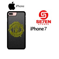 Casing HP iPhone 7 Manchester United 2 Custom Hardcase Cover