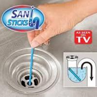 [as seen on tv] Drain Sani stick/ pembersih dan pewangi saluran air