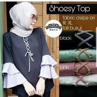 Baju Atasan Wanita Baju Murah Muslim Blus Tunik Hijab Kode Lb70007