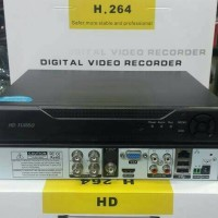 DVR AHD 1080 4 CHANEL XMEYE/MESIN CCTV SUPPORT SEMUA JENIS CAMERA