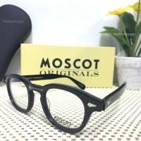 Frame Kacamata Moscot Miltzen Black size small kecil