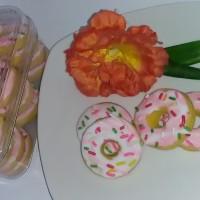 Jual Cookies Doughnut Donat Kue Kering Lebaran Murah