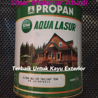 PROPAN ULTRAN AQUA LASUR WATERBASED AEL 505 1L (NEW PRODUCT)