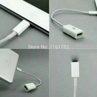 harga Kabel Otg For Ipad Mini/air/iphone 5/5s/6 Tokopedia.com