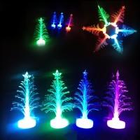 Jual Lampu LED Pohon Natal Rumbai 7 Warna Chrismast party  Murah