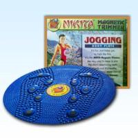Jual Piringan Pelangsing Tubuh NIKITA Jogging Body Plate Magnetic Trimmer Murah