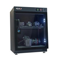 Jual Viltrox DS-35 Dry Cabinet With Thermostat, Hygrometer & LED light Murah
